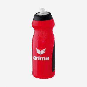 Afbeelding Erima drinkfles kleur rood