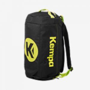 Afbeelding Kempa k-line bag zwart geel