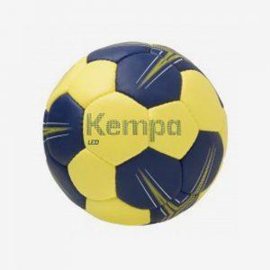 Afbeelding Kempa Leo handbal geel blauw
