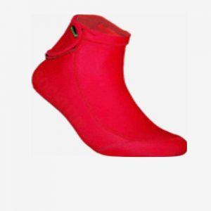 Afbeelding Sockwa beachsock kleur rood