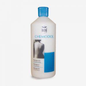 Afbeelding Chemodol massageolie blauw 500ml
