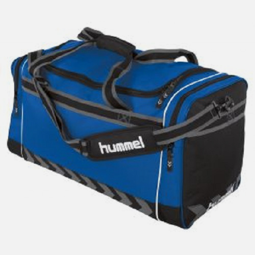 Afbeelding Hummel Leyton sporttas blauw