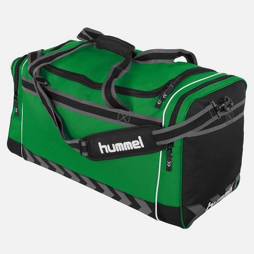 Afbeelding Hummel Leyton sporttas groen