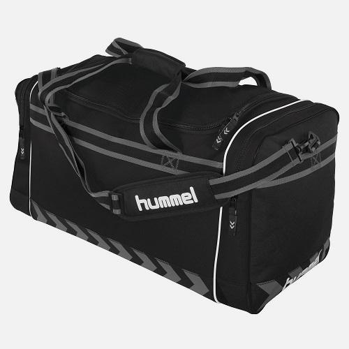 Afbeelding Hummel Leyton sporttas zwart