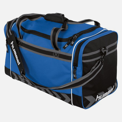 Afbeelding Hummel Milton sporttas blauw