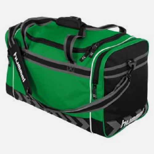 Afbeelding Hummel Milton sporttas groen