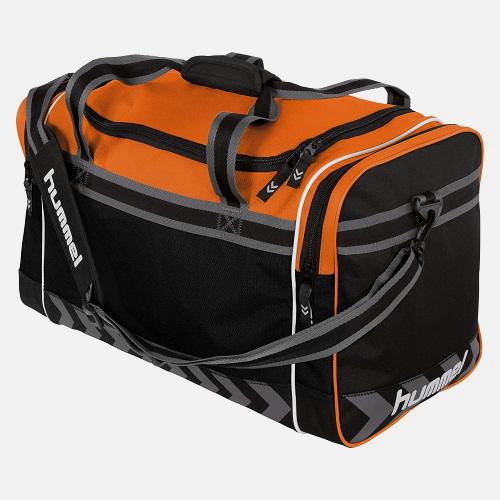 Afbeelding Hummel Milton sporttas oranje