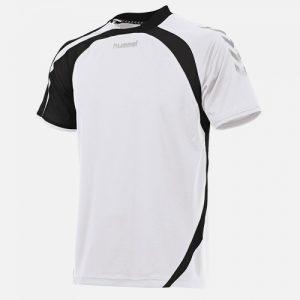 Afbeelding Hummel Odense shirt wit