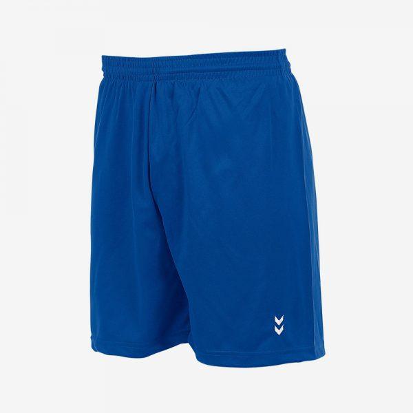 Afbeelding Hummel Euro Short sportbroek blauw