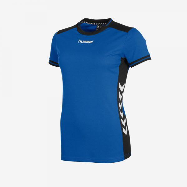 Hummel Lyon sportshirt dames blauw
