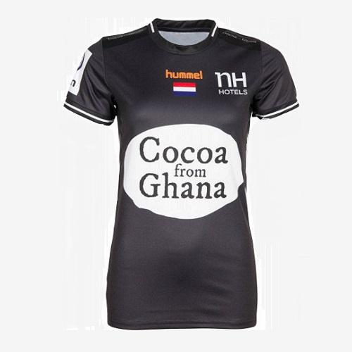 Afbeelding Hummel NHV handbaldames uit shirt zwart