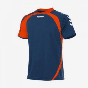 Afbeelding Hummel Odense shirt heren marine
