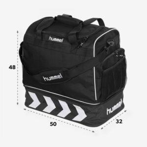 Afbeelding Hummel Pro Bag supreme sporttas zwart