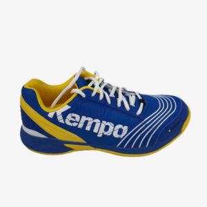 Afbeelding KEMPA handbalschoen ATTACK THREE kleur blauw