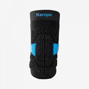 Afbeelding Kempa K-Guard kniebeschermer zwart voorkant