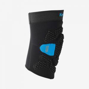 Afbeelding Kempa K-Guard kniebeschermer zwart zijkant