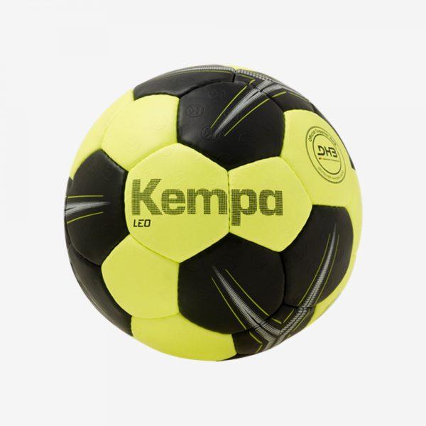 Afbeelding Kempa Leo handbal geel zwart
