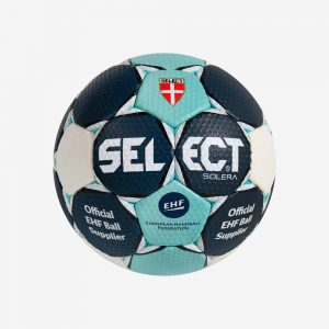 Select Solera handbal blauw wit