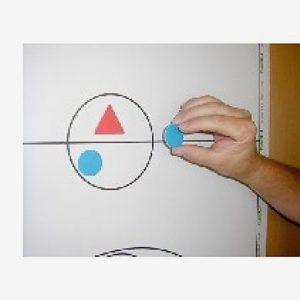 Afbeelding Taktifolset bord en symbolen