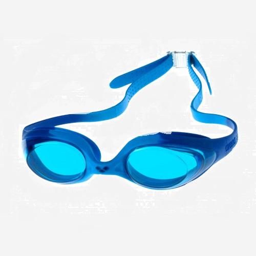 c979a8e2f5c25b Afbeelding Arena Spider zwembril junior blauw