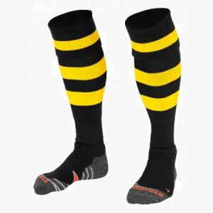 Afbeelding Stanno original sock rood zwart