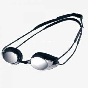 Afbeelding Arena tracks racing mirror zwembril zwart