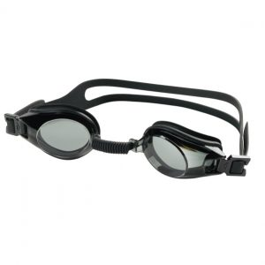 Afbeelding Rucanor bubbels III zwembril zwart