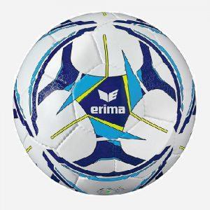 Afbeelding Erima Senzor Allround training voetbal wit/blauw
