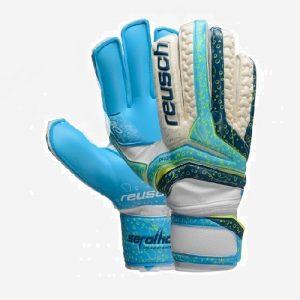Afbeelding Reusch Pro AX2 Ortho Tec WIndproof keepershandschoen blauw wit