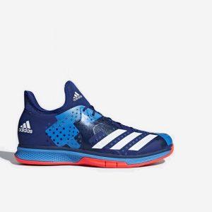 Afbeelding Adidas Counterblast bounce handbalschoen blauw