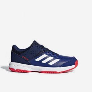 Afbeelding Adidas Court Stabil jr handbalschoen blauw