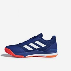 Afbeelding Adidas Stabil Bounce handbalschoen blauw