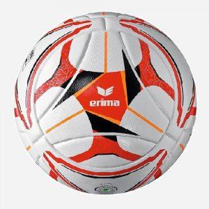 Afbeelding Erima Senzor Allround training voetbal wit/rood