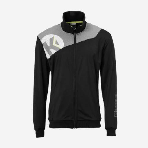 Afbeelding Kempa Core 2.0 Poly Jacket voorkant zwart