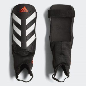 Adidas Everclub scheenbeschermers zwart