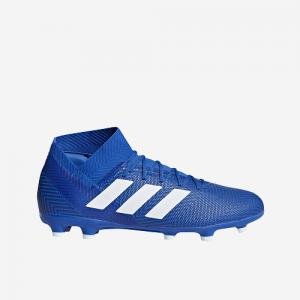 Afbeelding Adidas Nemeziz 18.3 FG Firm Ground heren voetbalschoen blauw