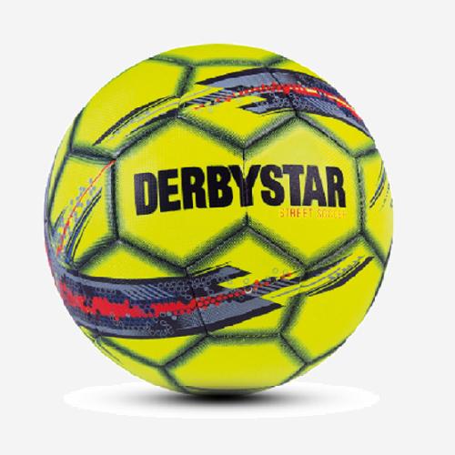 Afbeelding Derbystar Street Soccer bal geel