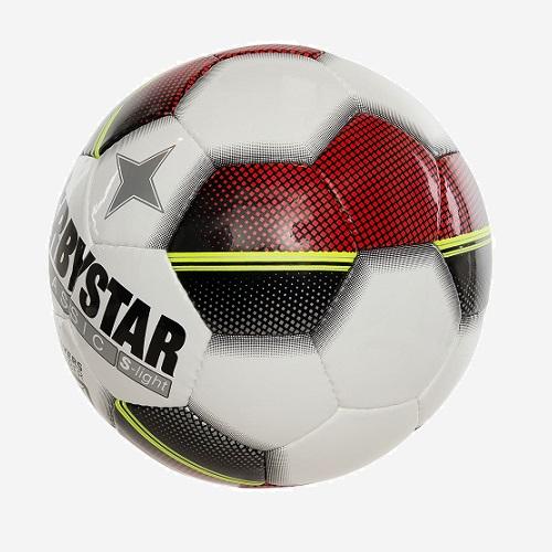 Derbystar Classic TT Superlight voetbal wit rood