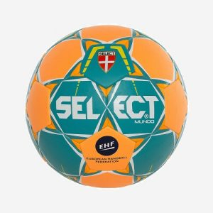 Afbeelding Select Mundo Handbal groen oranje