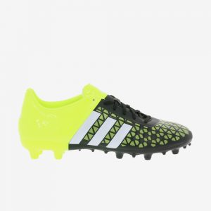 Afbeelding Adidas Ace 15.3 FG/AG voetbalschoen zwart geel