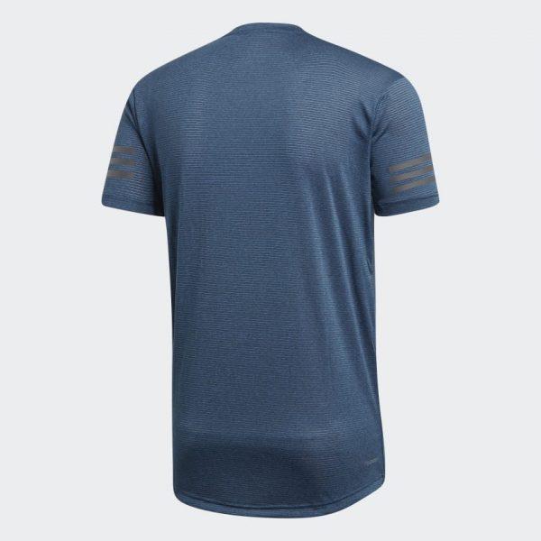 Afbeelding Adidas Freelift Climacool t-shirt blauw