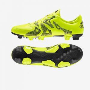 Afbeelding Adidas X 15.3 Fg/AG voetbalschoen geel