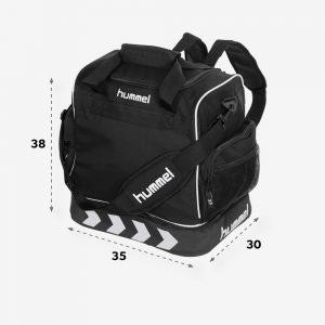 Afbeelding Hummel Pro Backpack Supreme Sporttas zwart
