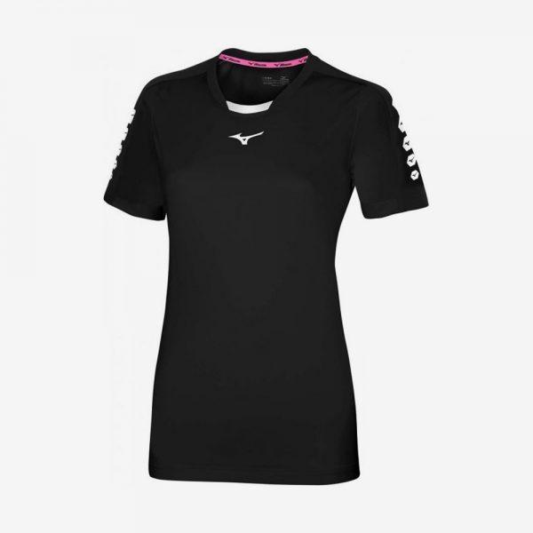 Afbeelding Mizuno Soukyu sportshirt dames zwart