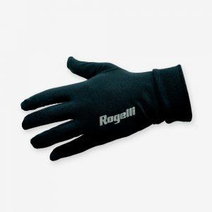 Afbeelding Rogelli hardloophandschoen Oakland zwart