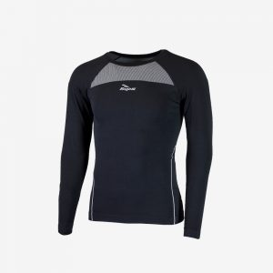 Afbeelding Rogelli onderhemd lnge mouwen zwart