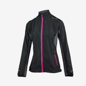 Afbeelding Rogelli Runningjack 2.0 dames zwart roze