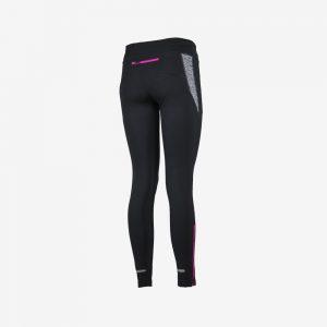 Rogelli Runningtight 2.0 dames zwart roze
