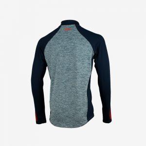 Rogelli Hardloopshirt broadway blauw rood