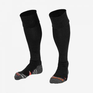 Stanno Uni Sock voetbalkousen hoog zwart